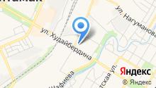 Адвокатский кабинет Ишмуратова И.Р. на карте