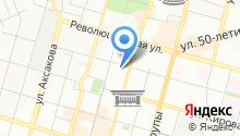 ABC на карте