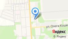 Автохирургия на Первомайском на карте