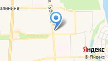 Буррито на карте