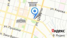 BrewКва на карте