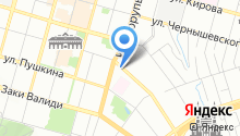 22 отряд ФПС по Республике Башкортостан на карте