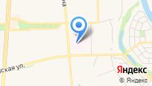 Городская больница г. Салават на карте
