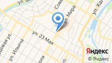 Автостраховое агентство на карте