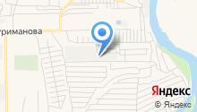 Гаруда-Бетон на карте