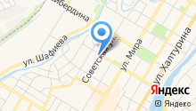 Агентство автоэкспертизы на карте