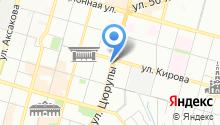 Creapoint на карте