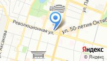 Криптоинвест на карте