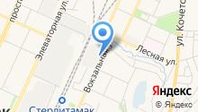 Башнефть-Розница на карте