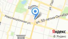 Actual на карте