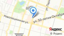 Anora на карте
