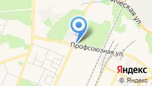 АЗС Salavat на карте