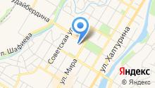 Iтак-информация на карте