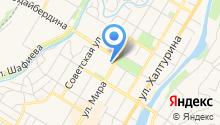 Аэро Принт на карте