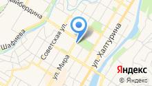 Башкирская республиканская коллегия адвокатов на карте