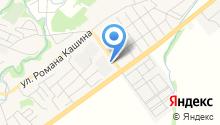 Чайковская ПТФ-3 на карте