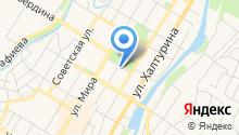 Банкомат, Юниаструм Банк на карте