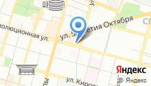 City Car на карте