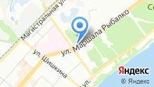 Coffee мания на карте