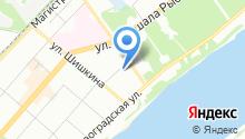 ОНиС на карте