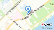 BetClub на карте