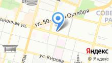 Brand Hall на карте
