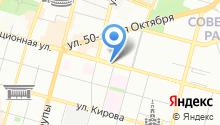 Divoni на карте
