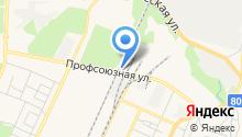 Байкал-Сервис Уфа на карте