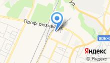 LiderCar на карте