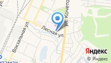 АвтоФорум на карте