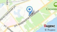 Comp service на карте