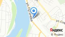 KORUND на карте