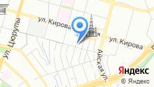 Academia на карте