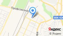 Банная Усадьба на карте