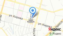 CAMEO на карте
