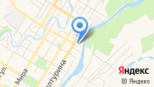 Алкон на карте
