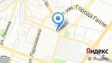 АВТОИНМАГ на карте