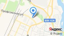 Profsouznaya Street на карте