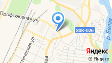Автокомплекс для ВАЗ на карте
