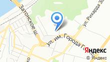 Дарс, ЗАО на карте