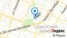 Автозапас на карте