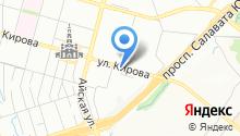 CCTV-Ufa на карте