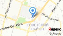 APL на карте