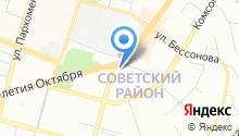 Башкирский государственный аграрный университет на карте