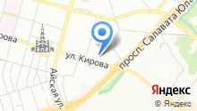 АК АВТО на карте