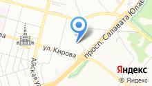 Мобилити-Сервис на карте
