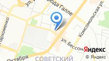 CONTUR на карте