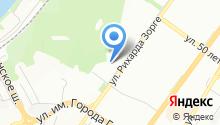 MAX СЕРВИС на карте