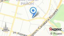 Bestweb на карте