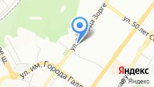 Coliflor на карте